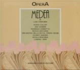 CHERUBINI - Rescigno - Medea (version italienne) (Live London) Live London