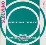 SCIARRINO - Ceccanti - Aspern suite