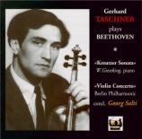 Gerhard Taschner Plays Beethoven (1951/52)