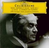 RAVEL - Celibidache - Daphnis et Chloé, suite d'orchestre n°2