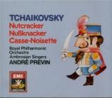 TCHAIKOVSKY - Previn - Casse-noisette, ballet op.71
