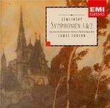 ZEMLINSKY - Conlon - Symphonie n°2 en si bémol