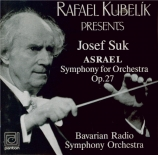 SUK - Kubelik - Symphonie op.27 'Asrael'