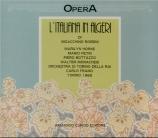 ROSSINI - Franci - L'italiana in Algeri (L'italienne à Alger) live Torino 1968
