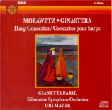 MORAWETZ - Mayer - Concerto pour harpe