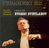 TCHAIKOVSKY - Svetlanov - Suite pour orchestre n°4 en sol majeur op.61 '