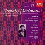 Itzhak Perlman Collection Vol.13