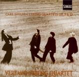 NIELSEN - Vertavo String - Quatuor à cordes n°1 op.5