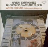 HAYDN - Dorati - Symphonie n°88 en do majeur Hob.I:88 (import Japon) import Japon