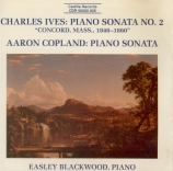 IVES - Blackwood - Sonate pour piano n°2 op.19 'Concord'