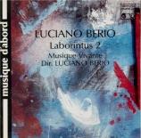 BERIO - Berio - Laborintus 2