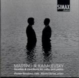 MARTINU - Birkeland - Variations sur un thème de Rossini