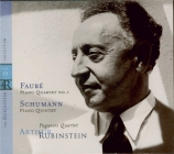 FAURE - Rubinstein - Quatuor avec piano n°1 en ut mineur op.15 (Vol.23) Vol.23