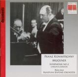 BRUCKNER - Konwitschny - Symphonie n°2 en ut mineur WAB 102 live 14 - 1 - 1951