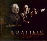 BRAHMS - Rubinstein - Sonate pour violoncelle et piano n°1 en mi mineur Vol.64