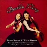 Double Play (oeuvres du 20e siècle pour violon et violoncelle)