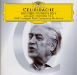 BRUCKNER - Celibidache - Symphonie n°8 en ut mineur WAB 108