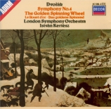 DVORAK - Kertesz - Symphonie n°4 en ré mineur op.13 B.41