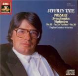 MOZART - Tate - Symphonie n°32 en sol majeur K.318