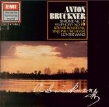 BRUCKNER - Wand - Symphonie n°5 en si bémol majeur WAB 105