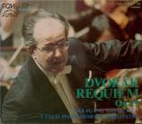 DVORAK - Sawallisch - Requiem, pour soprano, contralto, ténor, basse, ch Import Japon