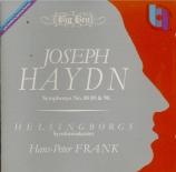 HAYDN - Frank - Symphonie n°88 Hob.I.88