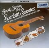 Sonates jouées par divers instruments