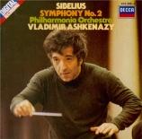 SIBELIUS - Ashkenazy - Symphonie n°2 op.43