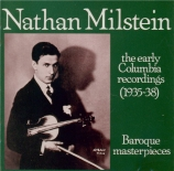 Early Columbia Recordings 1935-38 (Baroque Masterpieces)