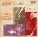LALO - Salomon Trio (T - Trio pour violon, violoncelle et piano op.26