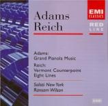 ADAMS - Wilson - Grand pianola music