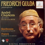 BEETHOVEN - Gulda - Concerto pour piano n°4 op.58