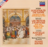 LECOCQ - Bonynge - Mam'zelle Angot : arrangement Gordon Jacob