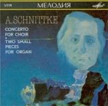 SCHNITTKE - Polyanskii - Concerto pour choeur mixte