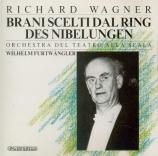 WAGNER - Furtwängler - Das Rheingold WWV.86a : extraits