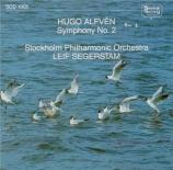 ALFVEN - Segerstam - Symphonie n°2 op.11
