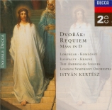 DVORAK - Kertesz - Requiem op.89