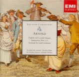 ARNOLD - Thomas - English dances op.27