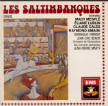 GANNE - Marty - Les Saltimbanques : extraits