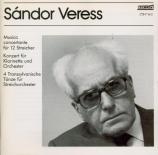 VERESS - Füri - Musica Concertante