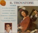 VERDI - Mehta - Trovatore (Il) (Le Trouvère)
