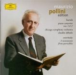 BARTOK - Pollini - Concerto pour piano n°1 Sz.83 BB.91