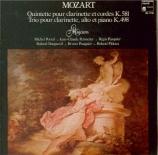 MOZART - Portal - Quintette pour clarinette et cordes en la majeur K.581