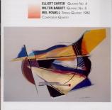 3 Contemporary American String Quartets