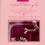 HINDEMITH - Furtwängler - Concerto pour orchestre op.38