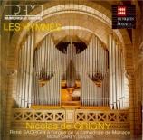 GRIGNY - Saorgin - Hymnes (Cathédrale de Monaco) Cathédrale de Monaco