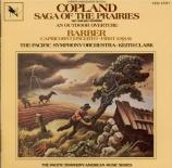 BARBER - Clark - Capricorn Concerto op.21