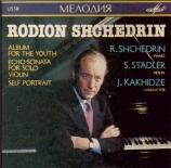 CHEDRINE - Chedrine - Album pour la jeunesse