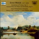 MIELCK - Lintu - Symphonie op.4