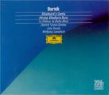 BARTOK - Sawallisch - Le château de Barbe-Bleue, opéra op.11 Sz.48